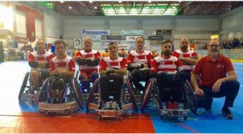 Immagine della squadra H81 - Wheelchair Rugby Vicenza - 4 Cats